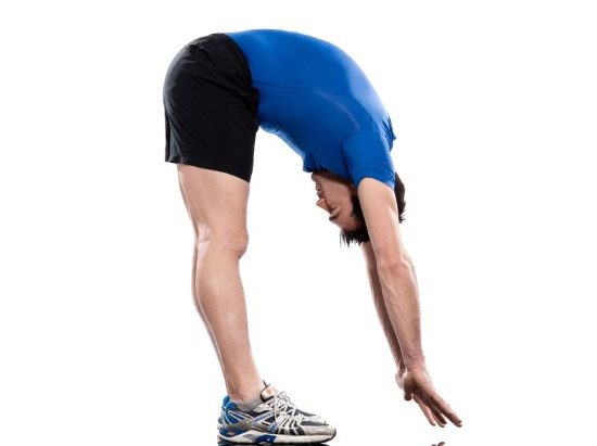 久しぶりの運動でアキレス腱伸ばし前屈はダメ 3ページ目中野