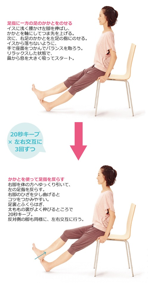 を 方法 血圧 ふくらはぎ 下げる