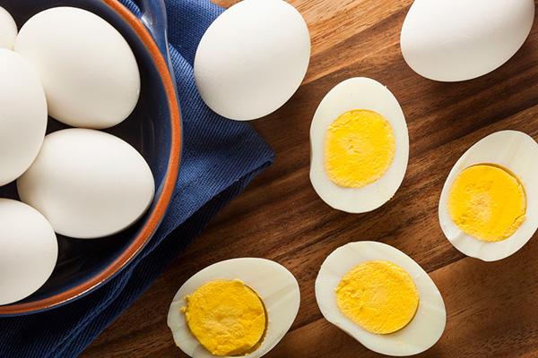 個 ゆで 卵 一 日 何