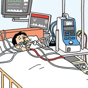 実録・新型コロナにかかった医師 集中治療室からの生還