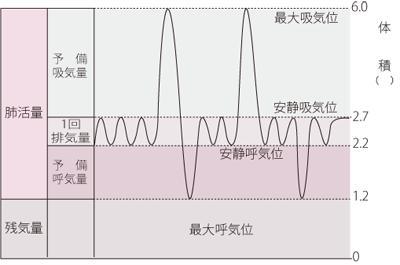 肺機能検査:病院で受ける検査事典:日経Gooday(グッデイ)